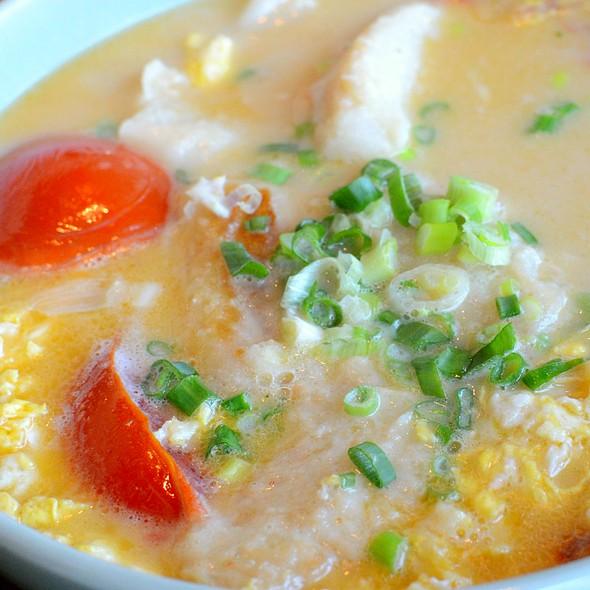 鮮茄魚湯煎腸粉,Ric Flour Rolls in Fish Broth & Braised Tomato & Egg @ Shatin 18