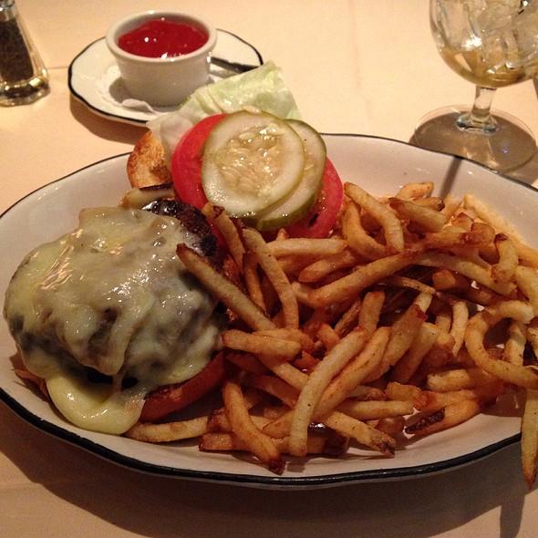 Butcher Burger @ Butcher & Singer