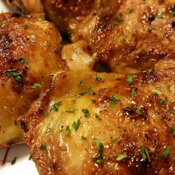 Garlic Honey Chicken @ Shawnee Kitchen at Home