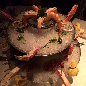 Seafood Tower Two Tiers