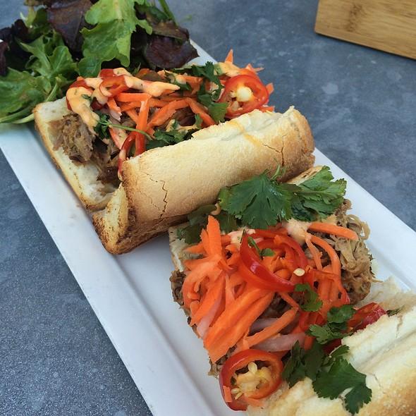 Banh Mi Vietnamese Baguette - Kapow! Noodle Bar, Boca Raton, FL