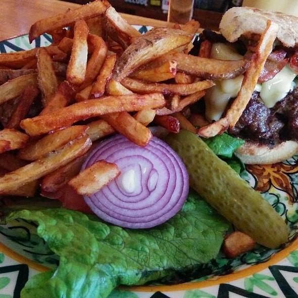 The Big Rock Burger