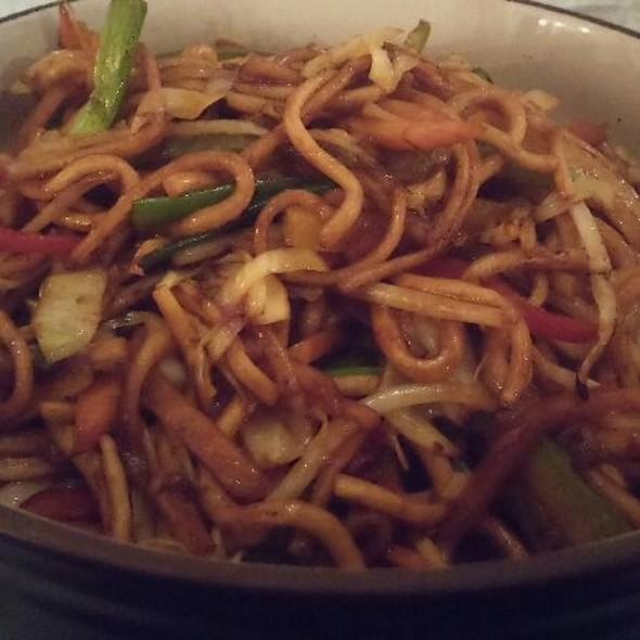 Sebzeli Noodle @ Go Meso