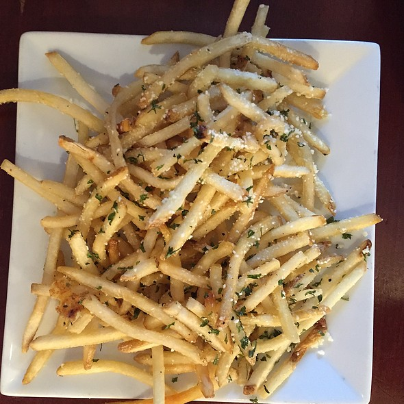 Truffle Fries @ Village Burger Bar