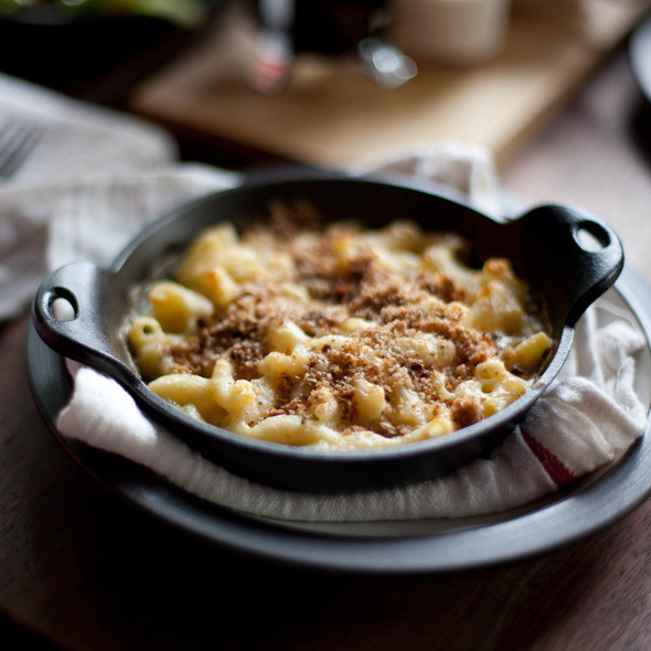 Mac and Cheese @ Mission Cheese