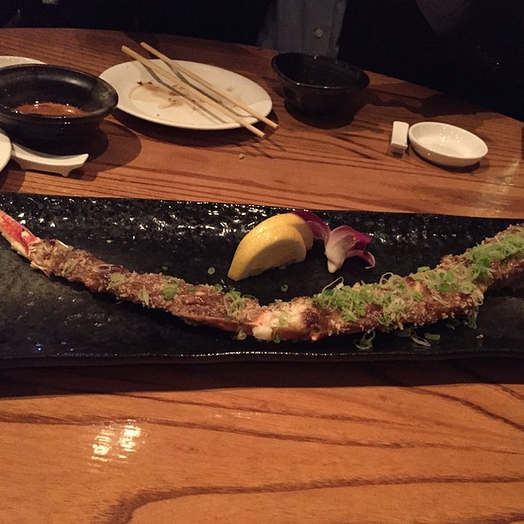 Alaskan King Crab @ Nobu, Dallas