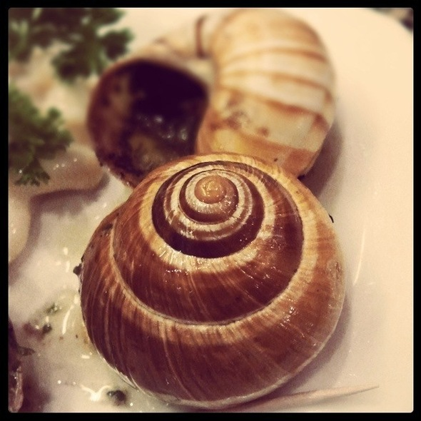 Escargot @ XO Cafe & Grill Inc