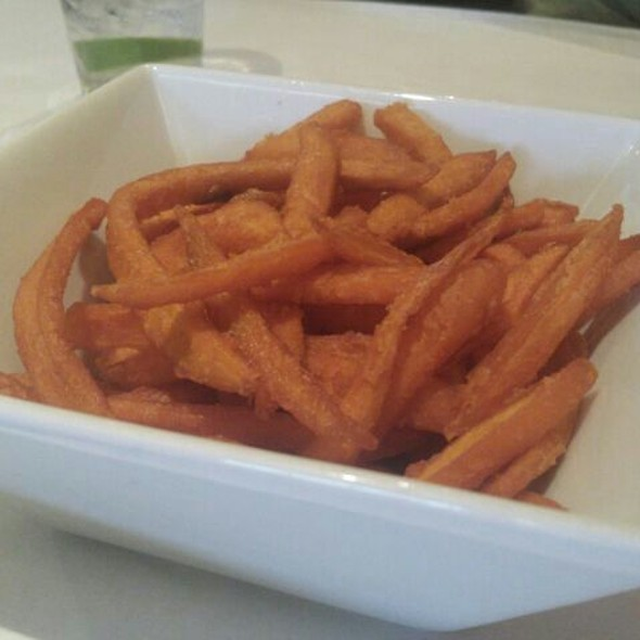 Sweet potato fries @ Inca's Grill
