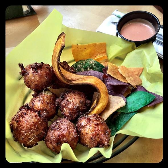 Conch Fritters @ Kafe Kalik Bar & Grill