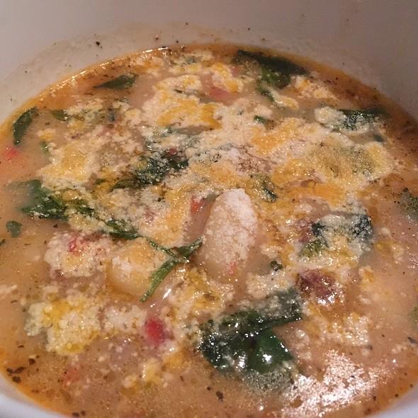 Gnocchi Sausage Soup @ Home