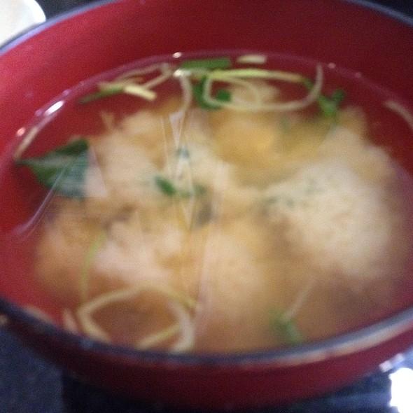 Miso @ Restaurante Japonês Tomo