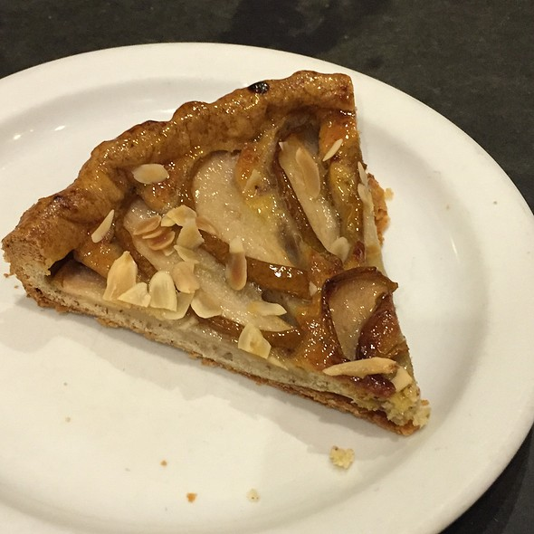 Pear Frangipane @ Mission Pie