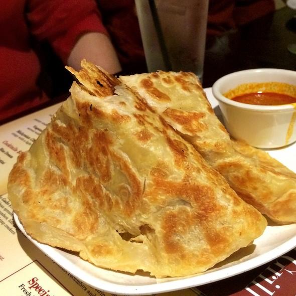 Roti Canai @ Bellacan Grill-Tustin