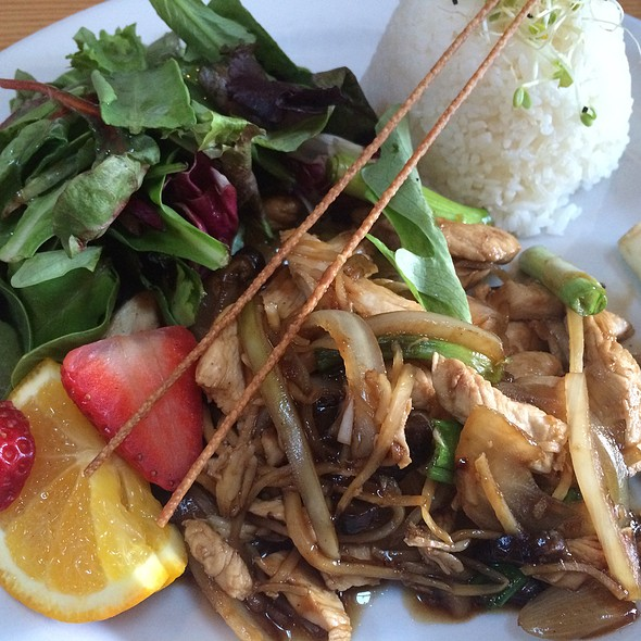 Thai Ginger Chicken - Blackwood, San Francisco, CA