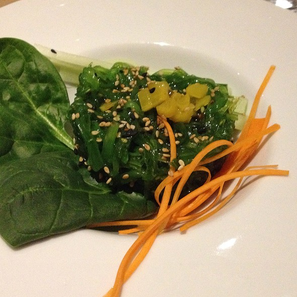 Seaweed salad @ Yuukai