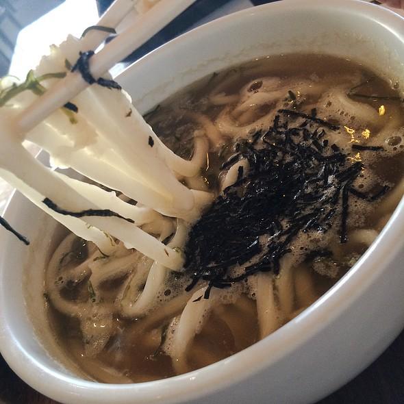 Hot Toro Neba Udon