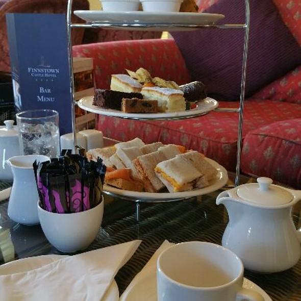 Finnstown house afternoon tea ideas