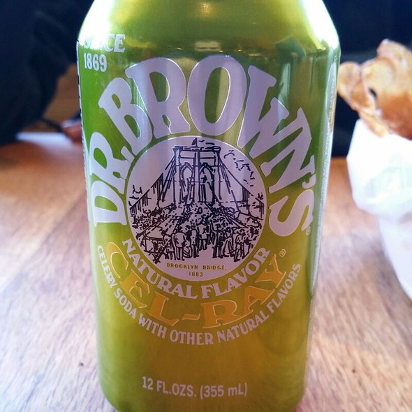 Celery Soda @ Moody's Delicatessen & Provisions