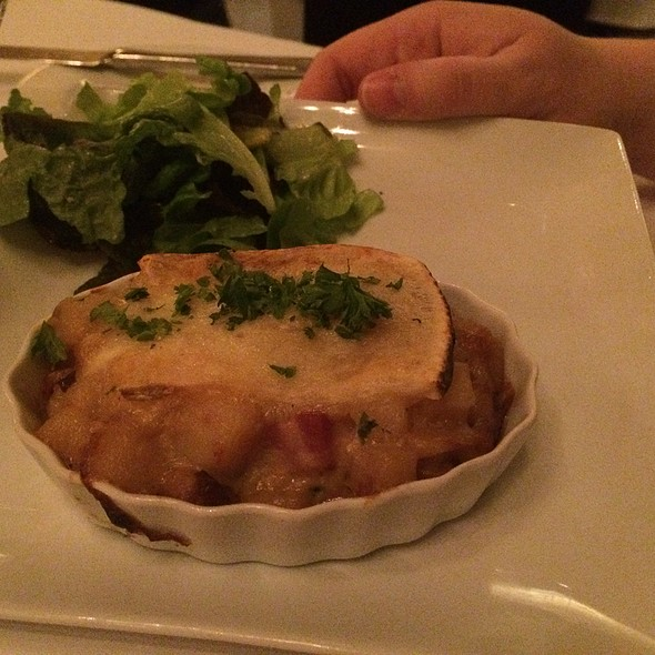 Tartiflette - Le Chat Noir, Washington, DC