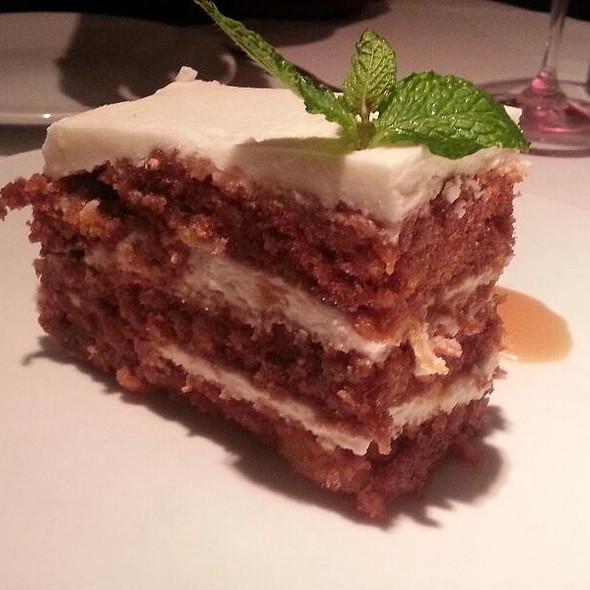 Carrot Cake - Fleming's Steakhouse - Tyson's Corner, Tysons Corner, VA