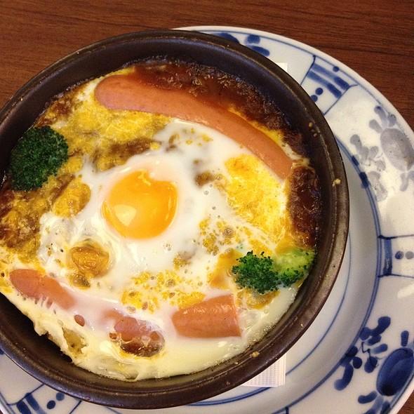curry rice @ Hoshino Coffee