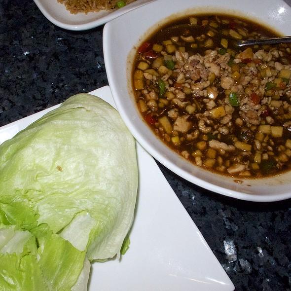 Mekong Lettuce Wrap