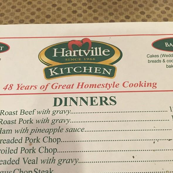 Hartville Kitchen Menu - Hartville, OH - Foodspotting