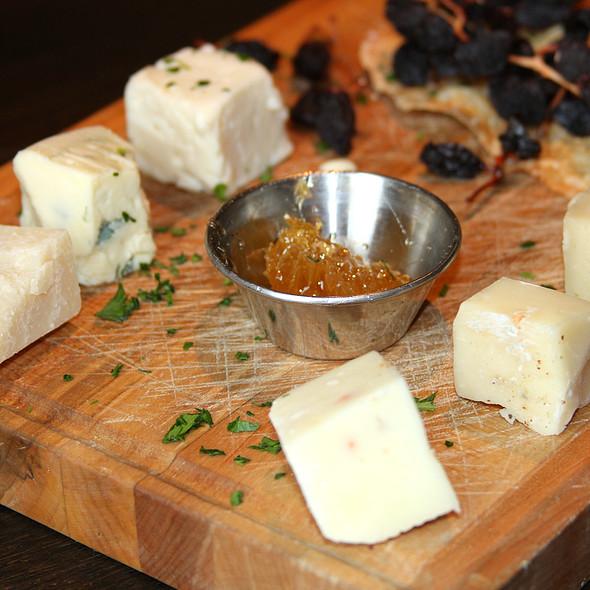 Cheese Board - Il Villaggio Osteria, Teton Village, WY