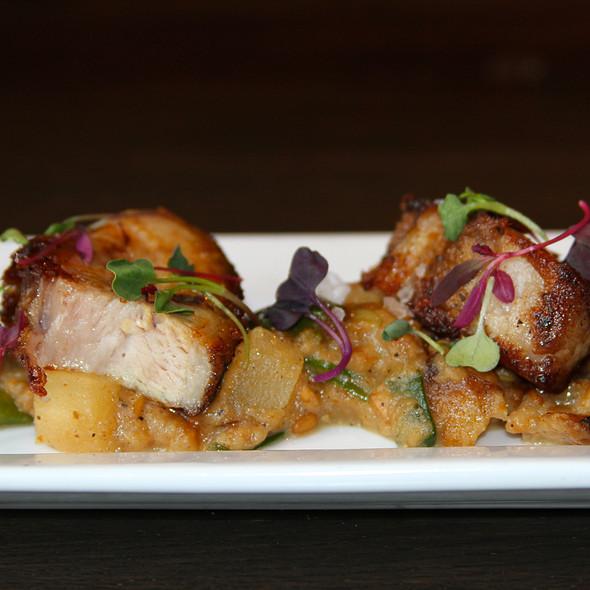 Pork Belly - Il Villaggio Osteria, Teton Village, WY