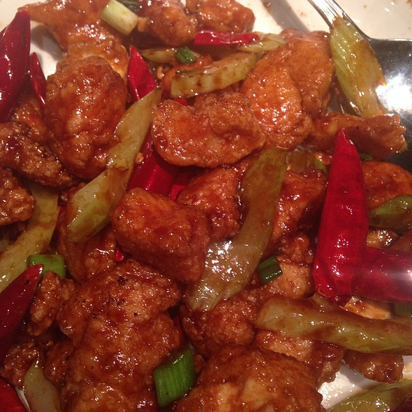 Kung Pao Chicken @ P.F. Chang's China Bistro