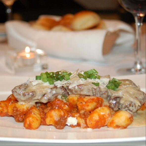 Gnocchi Short Ribs - Sweet Waters Steak House, Westfield, NJ