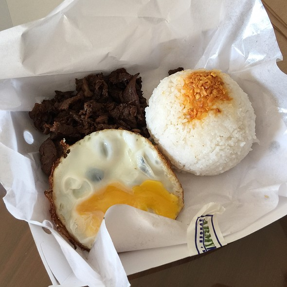Breakfast Tapa @ Army Navy Banawe