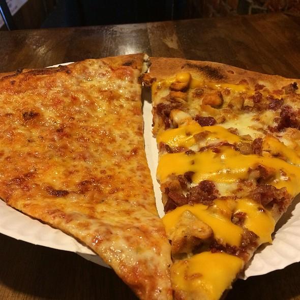 Cheesesteak Pizza @ Campo's Deli