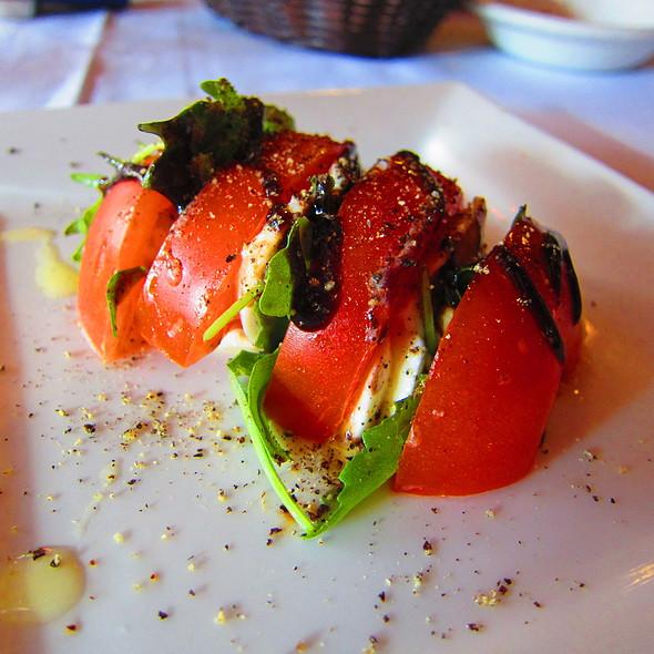 Caprese Salad @ Vittoria Trattoria