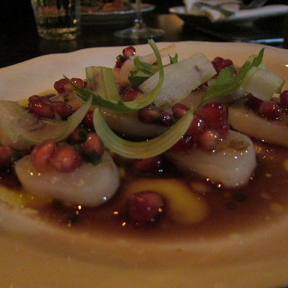 Sea Scallop @ Supply And Demand
