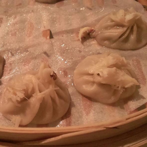 Xiao long bao (Chinese Soup Dumplings) - Aviary, Portland, OR