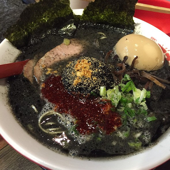 Black King Ramen @ Butao Ramen