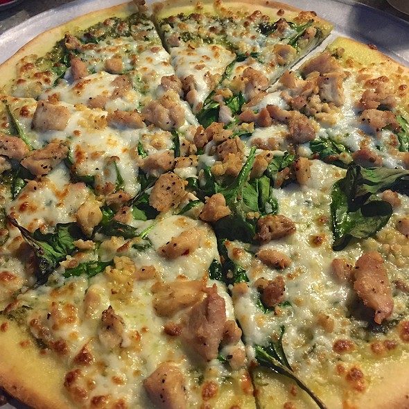 The Ranger @ Elevation Pizza