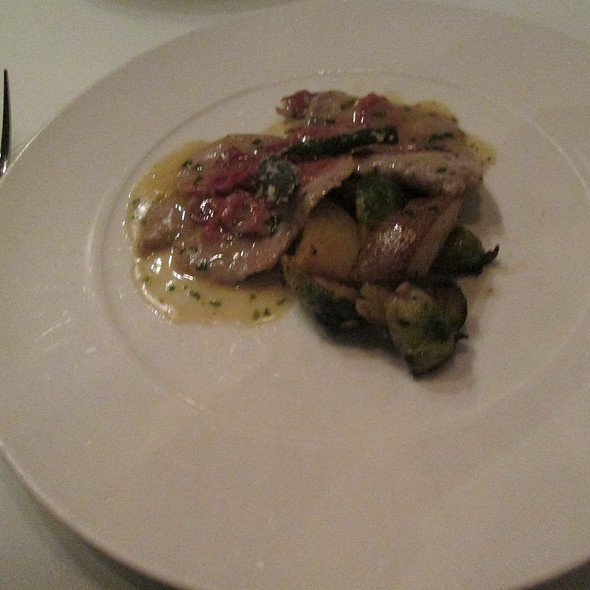 Vitello Saltimbocca - Coppi Ristorante, Toronto, ON