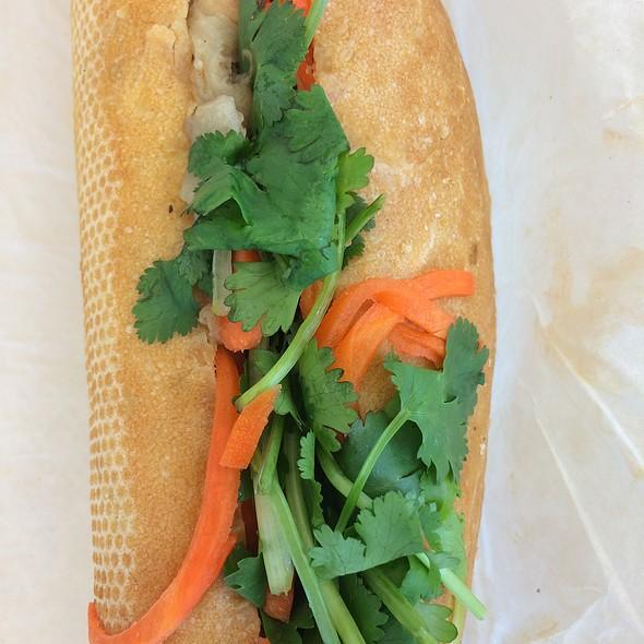 Bahn Mi @ Saigon Sandwich