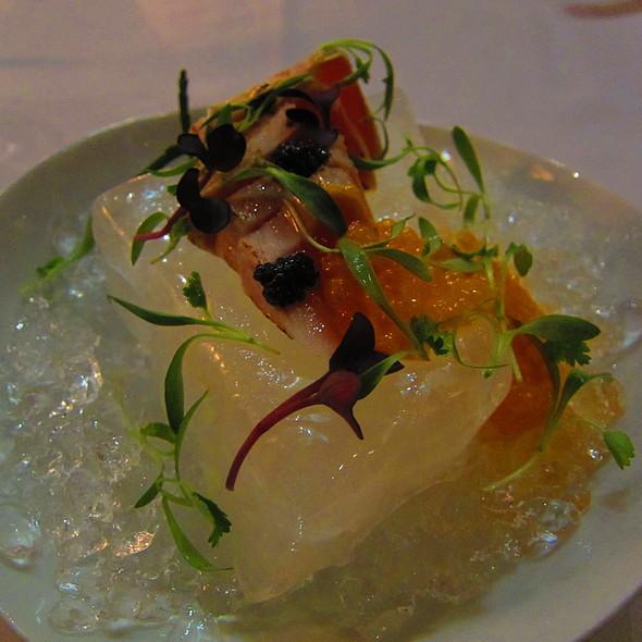 Albacore Tuna @ Restaurant 18 (e18hteen)