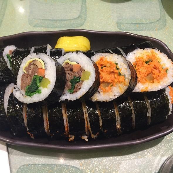 Kim Ga Nae Korean Restaurant Menu - Flushing, NY ...