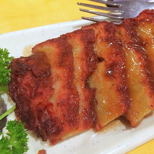 Veggie Bbq Pork