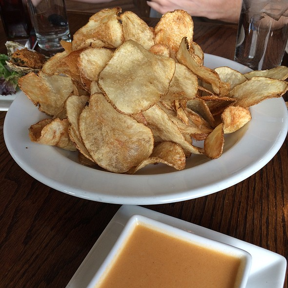 Housemade Potato Chips @ Dressel's Pub