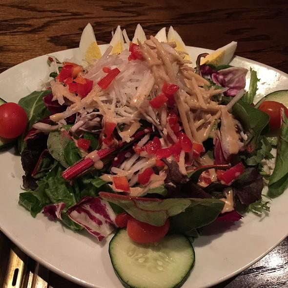 Gyu Kaku Salad @ Gyu Kaku Houston