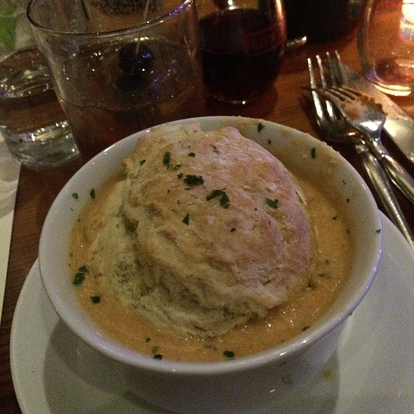 Chickpea Stew: Isa Live 4 Course Menu @ City Winery Chicago LLC