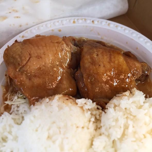 Shoyu Chicken @ Rainbow Drive-In