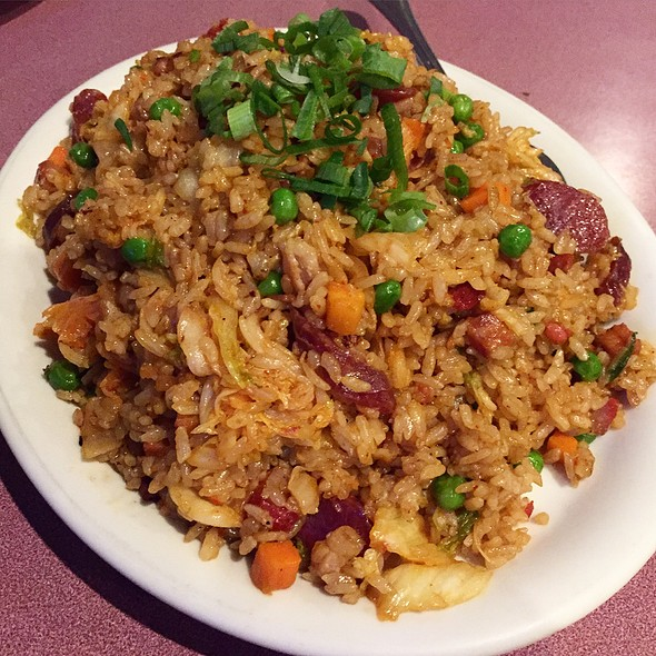 """Side Street Works"" Fried Rice @ Side Street Inn"