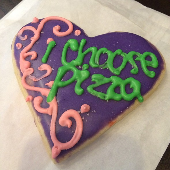Valentine Cookie @ Alliance Bakery