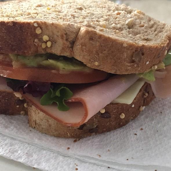 Turkey Guac Sandwich @ Myplace